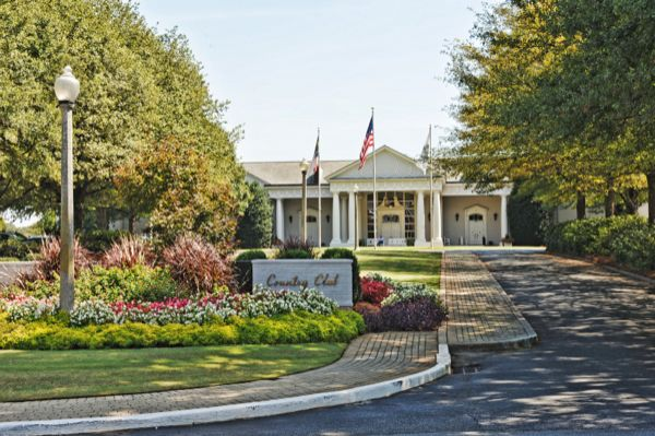 The Myers Park Country Club